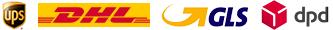Versand UPS DHL GLS dpd - FBS Partner