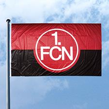 1. FC Nürnberg Fanfahnen