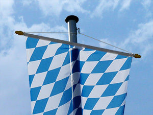 Navigation Bannerfahnen