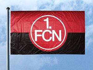 Produkte 1. FC Nuernberg Fanfahnen